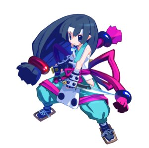 Rating: Safe Score: 10 Tags: disgaea disgaea_2 harada_takehito ninja yukimaru User: Radioactive