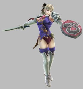 Rating: Questionable Score: 11 Tags: cassandra_alexandra cleavage soul_calibur soul_calibur_iv thighhighs weapon User: Yokaiou