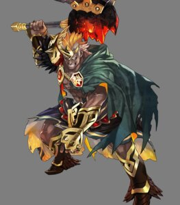 Rating: Questionable Score: 2 Tags: armor fire_emblem fire_emblem_heroes helbindi horns maeshima_shigeki nintendo transparent_png weapon User: Radioactive