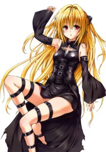 Rating: Questionable Score: 43 Tags: golden_darkness possible_duplicate to_love_ru yabuki_kentarou User: ted423