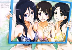 Rating: Questionable Score: 50 Tags: bra breast_hold cleavage hibike!_euphonium kurashima_tomoyasu megane nakaseko_kaori ogasawara_haruka tanaka_asuka User: drop
