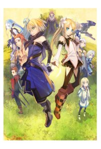 Rating: Safe Score: 22 Tags: aqua_(tales_of) colette_brunel emil_castagnier genis_sage lloyd_irving marta_lualdi okumura_daigo presea_combatir raine_sage regal_bryant richter_abend sheena_fujibayashi tales_of tales_of_symphonia tales_of_symphonia_dawn_of_the_new_world tenebrae zelos_wilder User: Radioactive