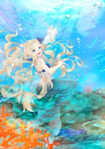 Rating: Safe Score: 9 Tags: bikini_top mermaid yama_bukiiro User: charunetra