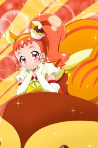 Rating: Safe Score: 7 Tags: arisugawa_himari kirakira_precure_a_la_mode kiyu_(pixiv35948) pretty_cure User: animeprincess