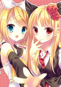 Rating: Safe Score: 34 Tags: kagamine_rin totsuka vocaloid User: charunetra