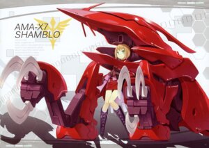 Rating: Safe Score: 24 Tags: asahiage gundam gundam_unicorn mecha_musume poco User: admin2