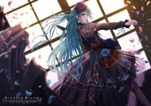 Rating: Safe Score: 30 Tags: bang_dream! gothic_lolita guitar hikawa_sayo lolita_fashion see_through yuzuriha_(moon_yuzuriha) User: BattlequeenYume