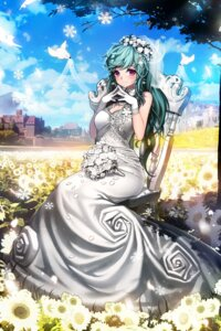 Rating: Safe Score: 44 Tags: cleavage devil_maker:_tokyo dress rheez wedding_dress User: charunetra