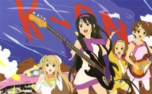 Rating: Safe Score: 12 Tags: akiyama_mio guitar hirasawa_yui ishidate_taichi jpeg_artifacts k-on! kotobuki_tsumugi tainaka_ritsu User: Share