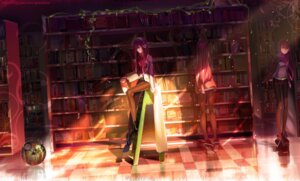 Rating: Safe Score: 52 Tags: cao_xiong makise_kurisu pantyhose steins;gate User: zero|fade
