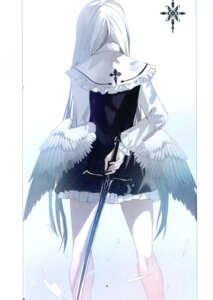 Rating: Safe Score: 23 Tags: greennight sword wings User: kiyoe