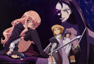 Rating: Safe Score: 9 Tags: agnes fujii_masahiro louise michelle sheffield zero_no_tsukaima User: vita