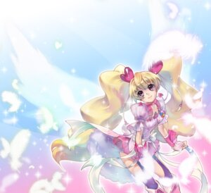 Rating: Questionable Score: 10 Tags: fresh_pretty_cure! itou momozono_love pretty_cure wings User: minakomel