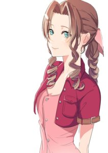 Rating: Safe Score: 20 Tags: aerith_gainsborough final_fantasy final_fantasy_vii toto_(artist) User: saemonnokami