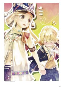 Rating: Safe Score: 7 Tags: atelier atelier_escha_&_logy digital_version hidari jpeg_artifacts katla_larchica micie_sun_mussemburg User: Shuumatsu