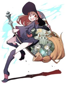 Rating: Safe Score: 25 Tags: atsuko_kagari little_witch_academia lotte_yanson megane sucy_manbabalan tansuke witch User: Radioactive