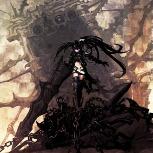 Rating: Safe Score: 27 Tags: black_rock_shooter black_rock_shooter_(character) huke insane_black_rock_shooter vocaloid User: Radioactive