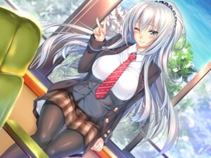 Rating: Safe Score: 71 Tags: amakano_~second_season~ azarashi_soft game_cg pantyhose piromizu seifuku suzurikawa_euphrasie_ruika User: donicila
