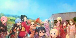 Rating: Safe Score: 44 Tags: akiyama_mio aqua_(kono_subarashii_sekai_ni_shukufuku_wo!) beatrice_(re_zero) crossover emilia_(re_zero) hirasawa_yui k-on! kimono kono_subarashii_sekai_ni_shukufuku_wo! kotobuki_tsumugi megumin nakano_azusa neko pack_(re_zero) ram_(re_zero) raratina_dustiness_ford re_zero_kara_hajimeru_isekai_seikatsu rem_(re_zero) steamy_tomato tainaka_ritsu umbrella User: RyuZU