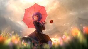Rating: Safe Score: 22 Tags: aletto-mikan komeiji_satori stockings thighhighs touhou wallpaper User: Mr_GT