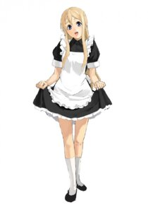 Rating: Safe Score: 13 Tags: k-on! kotobuki_tsumugi kuroko_(piii) maid User: tengokuno