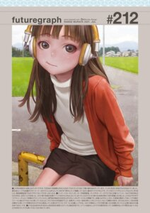 Rating: Safe Score: 12 Tags: headphones range_murata sweater tagme User: Poiness