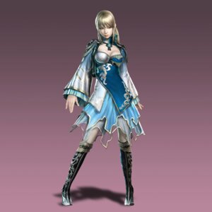 Rating: Safe Score: 35 Tags: cg cleavage heels shin_sangoku_musou_6 wang_yuanji User: startrek