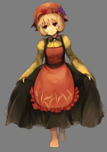 Rating: Safe Score: 7 Tags: aki_minoriko seiju_natsumegu touhou transparent_png User: charunetra
