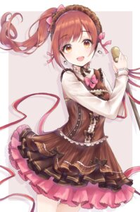 Rating: Safe Score: 24 Tags: dress gothic_lolita igarashi_kyouko lolita_fashion ramunezake the_idolm@ster the_idolm@ster_cinderella_girls User: yanis