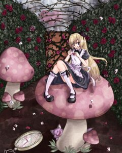 Rating: Safe Score: 10 Tags: alice alice_in_wonderland dress teima User: aihost