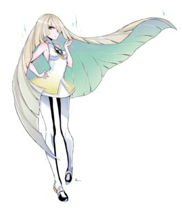 Rating: Safe Score: 23 Tags: dress lusamine pantyhose pokemon tagme User: charunetra