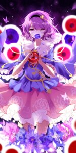 Rating: Safe Score: 21 Tags: komeiji_satori sheya touhou User: Mr_GT