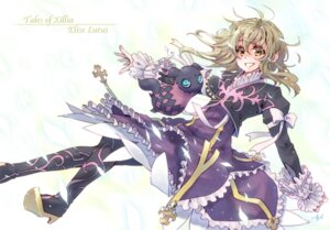 Rating: Safe Score: 11 Tags: dress elise_lutas pantyhose ringo78 tales_of tales_of_xillia tippo User: hobbito