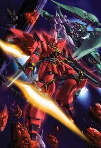Rating: Safe Score: 7 Tags: aquakurow gundam gundam_unicorn mecha User: Radioactive