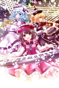 Rating: Safe Score: 16 Tags: fuupu lunasa_prismriver lyrica_prismriver merlin_prismriver touhou User: Mr_GT