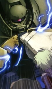 Rating: Safe Score: 3 Tags: aina_sahalin amada_shiro gundam mecha the_08th_ms_team User: Radioactive