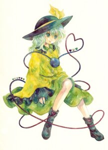 Rating: Safe Score: 3 Tags: komeiji_koishi mabiko touhou User: itsu-chan