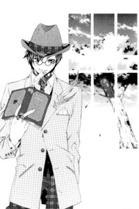 Rating: Safe Score: 1 Tags: kou_(monochrome_factor) male megane monochrome monochrome_factor sorano_kairi User: charunetra