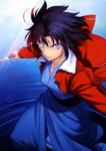 Rating: Safe Score: 9 Tags: kara_no_kyoukai ryougi_shiki takeuchi_takashi type-moon User: pandk2