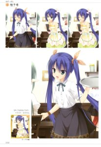 Rating: Safe Score: 46 Tags: dress muririn waitress yuzu-soft yuzu_para yuzuki_(yuzu_para) User: Twinsenzw