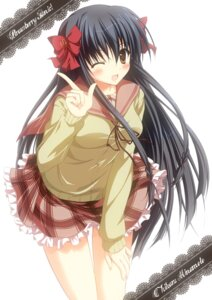Rating: Safe Score: 55 Tags: minamoto_chikaru seifuku strawberry_panic suien User: Radioactive