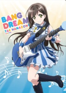Rating: Safe Score: 30 Tags: bang_dream! guitar hanazono_tae heels tagme User: saemonnokami