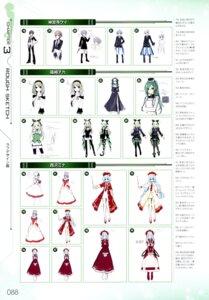 Rating: Safe Score: 7 Tags: character_design choujigen_game_neptune choujigen_game_neptune_mk2 hakozaki_chika jinguuji_kei nishizawa_mina tsunako User: donicila