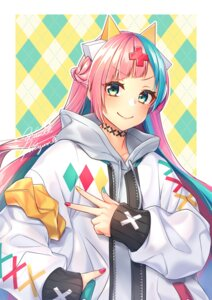 Rating: Safe Score: 24 Tags: kitazume_kumie pinky_pop_hepburn pinky_pop_hepburn_official User: charunetra