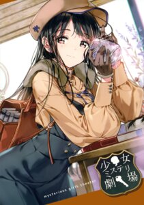 Rating: Safe Score: 38 Tags: atelier_tiv dress tiv User: kiyoe