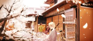 Rating: Safe Score: 22 Tags: gintama kaninn User: fireattack