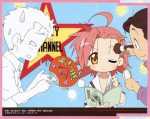 Rating: Safe Score: 10 Tags: horiguchi_yukiko kogami_akira lucky_star shiraishi_minoru User: Radioactive