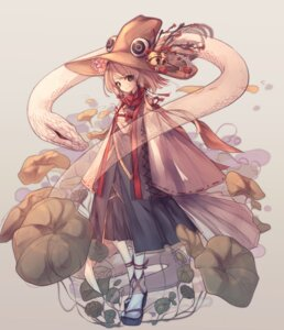 Rating: Safe Score: 17 Tags: hito_komoru moriya_suwako touhou User: Dreista