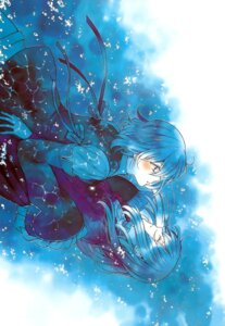 Rating: Questionable Score: 18 Tags: dress echo mochizuki_jun pandora_hearts thighhighs User: Kauai