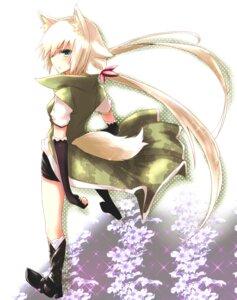 Rating: Safe Score: 27 Tags: animal_ears kitsune naomi_(sekai_no_hate_no_kissaten) tail User: 椎名深夏